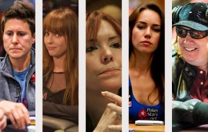 Women Poker Players